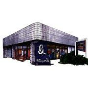 「45rpm studio」大阪MAP(2001年)パーツ