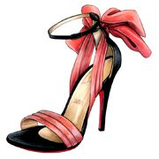 "Shoes 00010:""Christian Louboutin"" sandals"