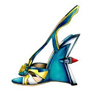 "Shoes 00017:""Prada"" sandals(SS2012)"