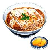 """""""Pork Utlet Bowl(カツ丼)"""""""
