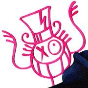 """André Saraiva""『FIGARO japon 9月号(No,460)』(阪急コミュニケーションズ)村上香住子さんエッセイ""グー・チョキ・パリ!""挿絵(2014年)より"
