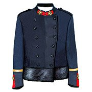 """GUCCI"" Double-breasted appliquéd wool jacket(FW2015)"