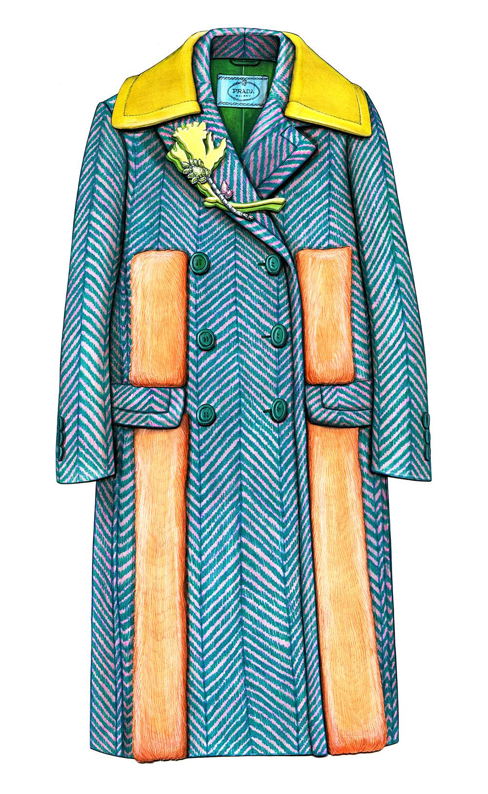 PRADA-Coat